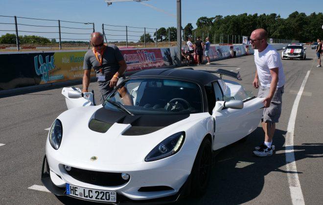 DRIVAR Lotus Elise